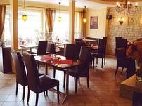 Stilvolle Einrichtung im Restaurant