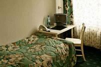 Behagliche Einzelzimmer mit Telefon, Sat-TV, Dusche und WC.
