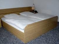 Zimmer mit Doppelbetten